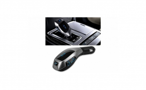 Modulator auto X7 cu USB si card microSD
