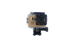 Camera Sport Full HD,1080P H.264 HD DV water resistant 30m aurie + CADOU
