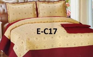 Cuvertura de pat + 2 fete de perna din bumbac brodat, la doar 99 RON in loc de 280 RON. Ai de ales intre 30 de modele noi!
