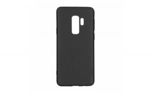Husa carcasa Samsung Galaxy S9 Plus Silicon Colorat X-Level Negru (Black)