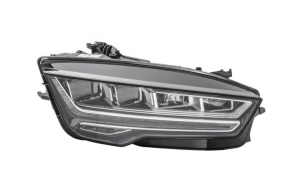 Far led dreapta, Audi A7, 2014-2018,