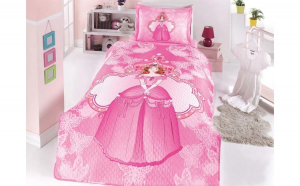Set de pat all seasons 160x220 Princess