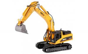 Excavator pe șenile (scară 1:50, manipulare manual)
