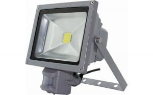 Proiector LED 30 W de exterior cu senzor