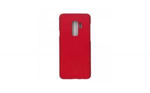 Husa carcasa Samsung Galaxy S9 Plus Silicon Colorat X-Level Rosu Red