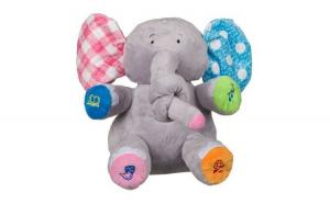 Trompica, elefantelul mic care vorbeste in romana