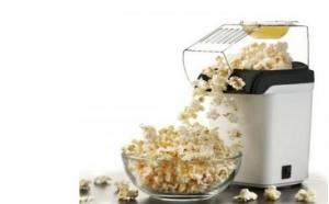 Aparat electronic cu aer cald pentru facut popcorn la doar 135 RON redus de la 269 RON