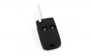 Ford - Carcasă cheie tip briceag, 2 butoane