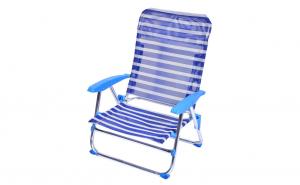 Scaun pentru plaja, 60 x 45 x 90 cm.