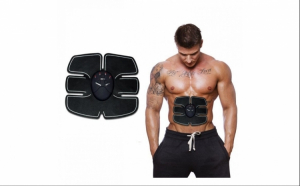 Aparat remodelare abdomen cu electrostimulare - Six Pack Gym