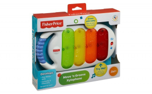 Fisher price jucarie bebe xilofon