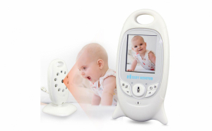 Dispozitiv de monitorizare copii, audio-video, VB601