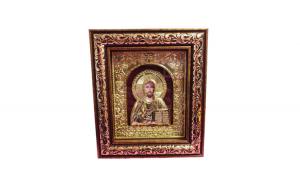 Icoana Domnului Iisus Hristos, 25 cm, F33-48