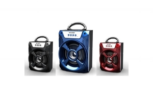 Boxa portabila, Bluetooth, USB HPBC-401