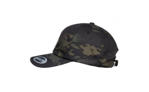 Sapca unisex DC Shoes Cam Hipper Strapback Hat Camo ADYHA03762-KVJ0 Black Friday Romania 2017