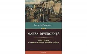 Marea divergenta, autor Kenneth Pomeranz