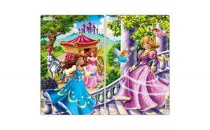 Set 2 Puzzle-uri Printese, 11 piese