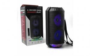 Boxa Bluetooth + microfon cadou