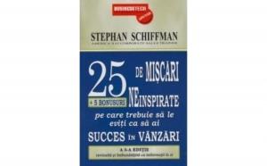 25 de miscari neinspirate, autor Stephan Schiffman