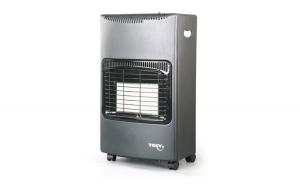 Soba pe gaz TESY LD 168 D  3 trepte de caldura  4200W  negru