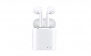 Casti i7 MINI Siegbert , Wireless Bluetooth High Definition Music, Microfon Telefon
