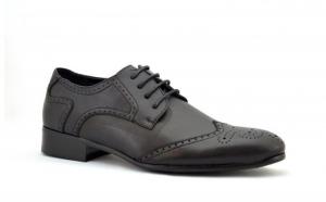 Pantofi barbatesti negri eleganti - Vintage 2 la doar 100 RON in loc de 200 RON