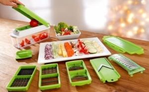 Razatoare fructe si legume cu 11 moduri de taiere