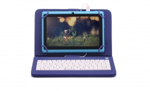 Husa tableta 9.7 inch cu tastatura