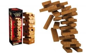 Jucarie distractiva Tumbling Tower pentru adulti si copii