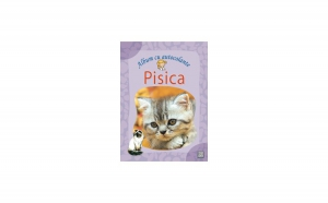Pisica - Album cu autocolante