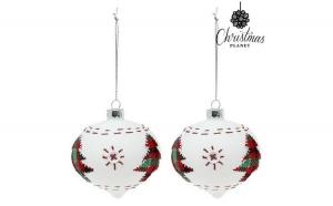 Globuri de Craciun Christmas Planet, Cadouri Craciun, Decoratiuni Craciun