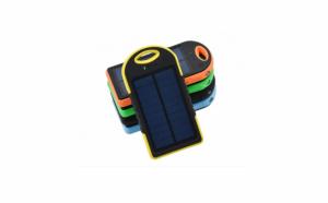 Baterie externa solara 12.000 mAh