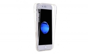 Husa Apple iPhone 6/6S Plus Flippy Full Tpu 360 Transparent