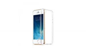 Husa Apple iPhone 5/5S Flippy Tpu Transparent