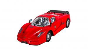 Masina Ferrari Rosu, 38x17x9 cm, pentru copii