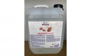 Dezinfectant Mara pentru maini - 5l