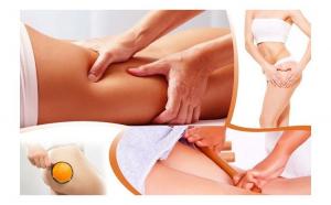 Tratament anticelulitic/bambus, 2 sedinte masaj, 40 de minute