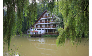 Craciun de poveste la Moneasa - Pensiunea Lacul Linistit - pachet 4 nopti cu pensiune completa si cina festiva de Ajunul Craciunului