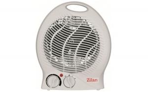 Aeroterma Zilan, Putere 2000W, 2 nivele de incalzire + rece