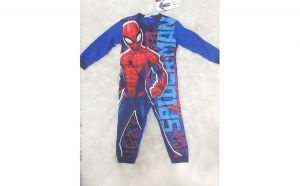 Pijama intraga Spiderman