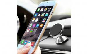 Suport auto telefon magnetic