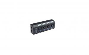 Hub USB 3.0 cu 4 porturi