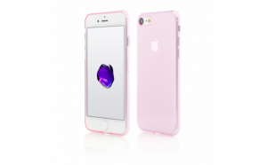 Husa iPhone 7 Soft Touch Ultra Slim Pink