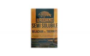 Boilies Semi Solubile belachan & tigernuts, CipiBaits, 1Kg, dimensiunea 20 mm