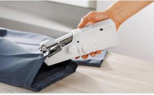 Masina de cusut portabila pe baterii VIVO