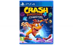 Joc CRASH BANDICOOT 4 IT'S ABOUT TIME