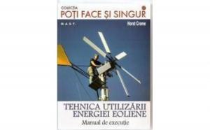 Tehnica utilizarii energiei , autor Horst Crome