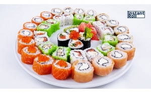 Aparat de facut Sushi - Perfect Roll Sushi