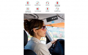 Car kit bluetooth auto