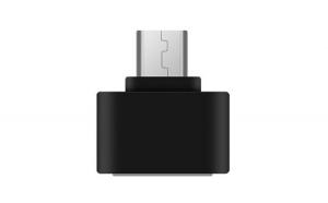 Adaptor Plastic OTG Micro USB la USB